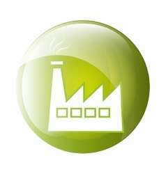 Industry icon symbol design vector image