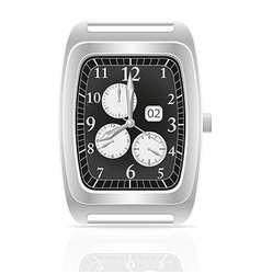 Wristwatch 05 vector