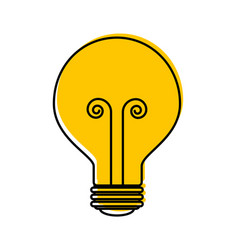 business idea creativity innovation icon vector image