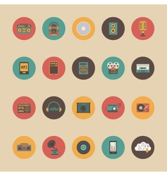 386retro music gadgetvs vector