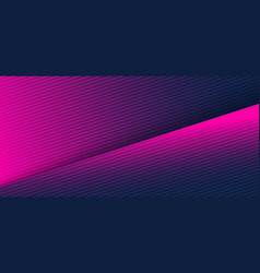 abstract creative modern background blue and pink vector image