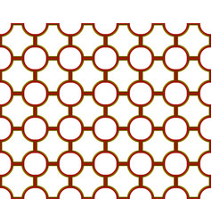 chinese pattern vector image