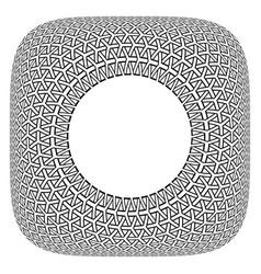frame design vector image