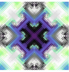 geometric abstract pattern vector image