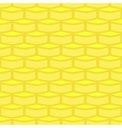Simple flat wickerwork pattern vector