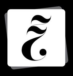 al hajj mubarak creative calligraphy happy hajj vector image