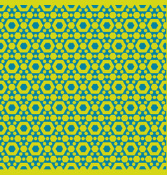 geometric seamless simple colorful pattern vector image