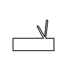 router icon design vector image