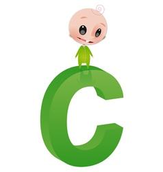 Baby c vector