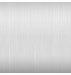 Bright metal background vector image