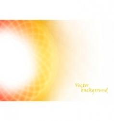bright orange background vector illustration vector image