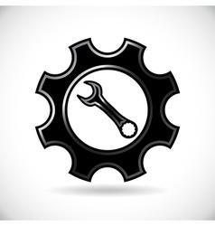 Maintenance symbol vector image