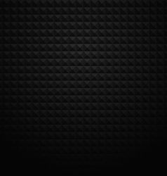 black background Seamless tiles texture vector image