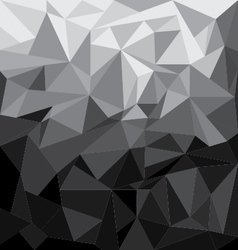 Abstract background Black with Grey and colorful vector image