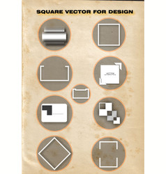 Square-by-md-jahidul-islam vector