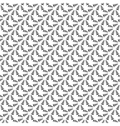 Design seamless white diagonal pattern vector image vector image