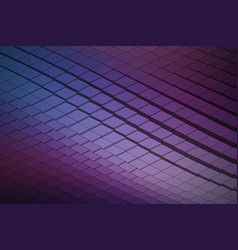 abstract technological waveform background vector image