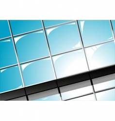 business windows vector image vector image
