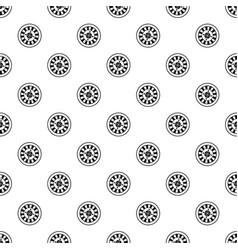 casino gambling roulette pattern vector image
