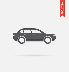 Car Icon Car Icon Car Icon Object Car Icon Image vector image
