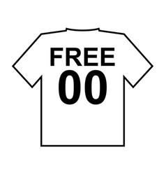 Free shirt vector