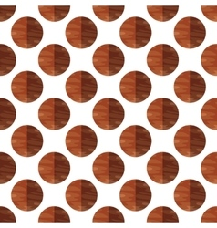Planet pattern seamless vector image