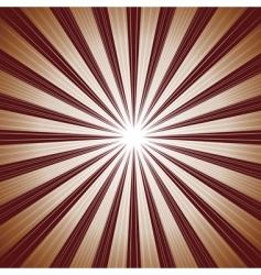 sun burst vector image