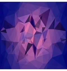 Blue Pink Background vector image
