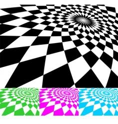 Dynamic pattern vector