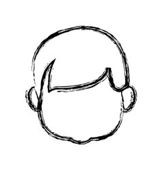 Face man people portrait people sketch vector