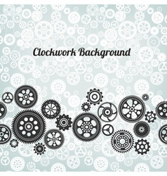 Mechanism background vector