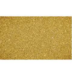 Gold glitter background texture glittery vector