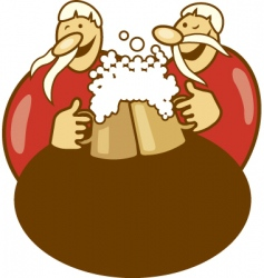 pub logo vector image