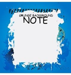 Grunge Background banner vector image vector image