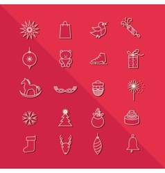 icons design set vector image vector image