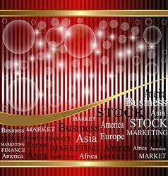 Label Information Badge Shop Sticker Advertising D vector image