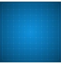 Paper blueprint background vector image