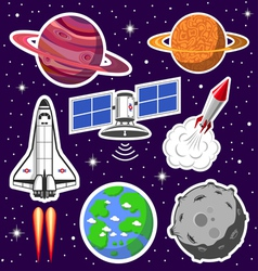 Space collection vector