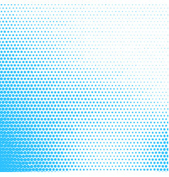 halftone grunge background pop art retro design vector image