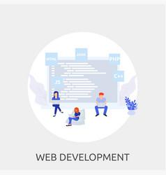 idea conceptual design vector image