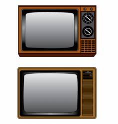 TV illustration vector