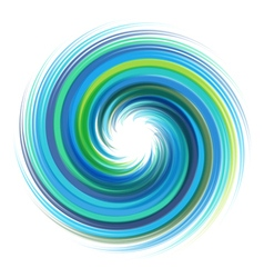 Dynamic Flow Swirl Background vector image