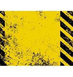 A grungy and worn hazard stripes texture EPS 8 vector image