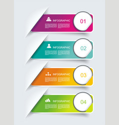 Business design template option banners can be vector