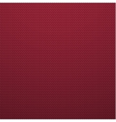 Knitted Style Seamless Pattern Retro vector image
