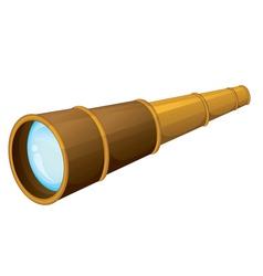 binocular vector image