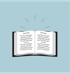 book icon book icon eps10 book icon book icon vector image