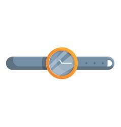 Hiking handwatch icon cartoon style vector