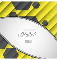 Layered Abstract Background vector image