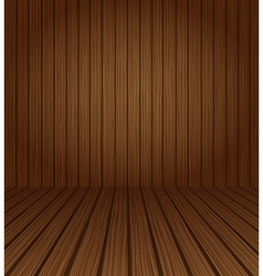 Wood textured background vector